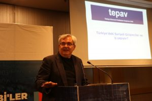 TEVAP in SMES in the Syria crisis conference