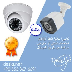 full hd surveillance camera